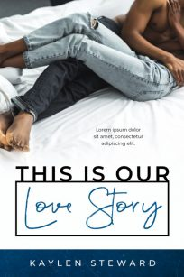 This is Our Love Story - African-American Contemporary Romance Premade Book Cover For Sale @ Beetiful Book Covers