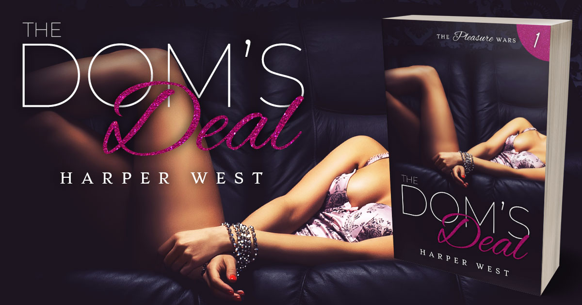 Showcase Spotlight: The Dom's Deal by Harper West