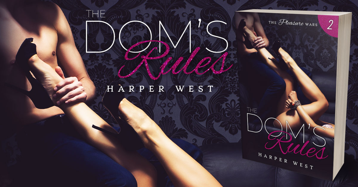 Showcase Spotlight: The Dom's Rules by Harper West