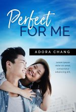 Perfect For Me – Asian Contemporary Romance Premade Book Cover For Sale @ Beetiful Book Covers