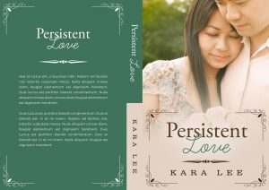 Persistent Love - Asian Contemporary Romance Premade Book Cover For Sale @ Beetiful Book Covers
