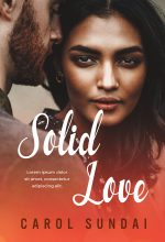Solid Love – Asian Indian / Interracial Romance Premade Book Cover For Sale @ Beetiful Book Covers
