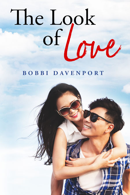 The Look of Love - Asian Contemporary Romance Premade Book Cover For Sale @ Beetiful Book Covers