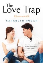 The Love Trap – Asian Contemporary Romance Premade Book Cover For Sale @ Beetiful Book Covers