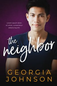 The Neighbor - Asian Contemporary Romance Premade Book Cover For Sale @ Beetiful Book Covers