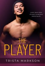 The Player – Asian Contemporary Romance Premade Book Cover For Sale @ Beetiful Book Covers