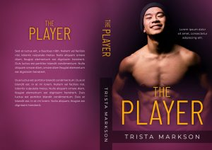 The Player - Asian Contemporary Romance Premade Book Cover For Sale @ Beetiful Book Covers