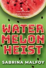 Watermelon Heist – Humor, Watermelon Text Effect Premade Book Cover For Sale @ Beetiful Book Covers