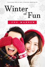 Winter of Fun – Asian Contemporary Romance Premade Book Cover For Sale @ Beetiful Book Covers