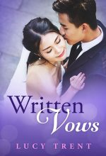 Written Vows – Asian Contemporary Romance Premade Book Cover For Sale @ Beetiful Book Covers