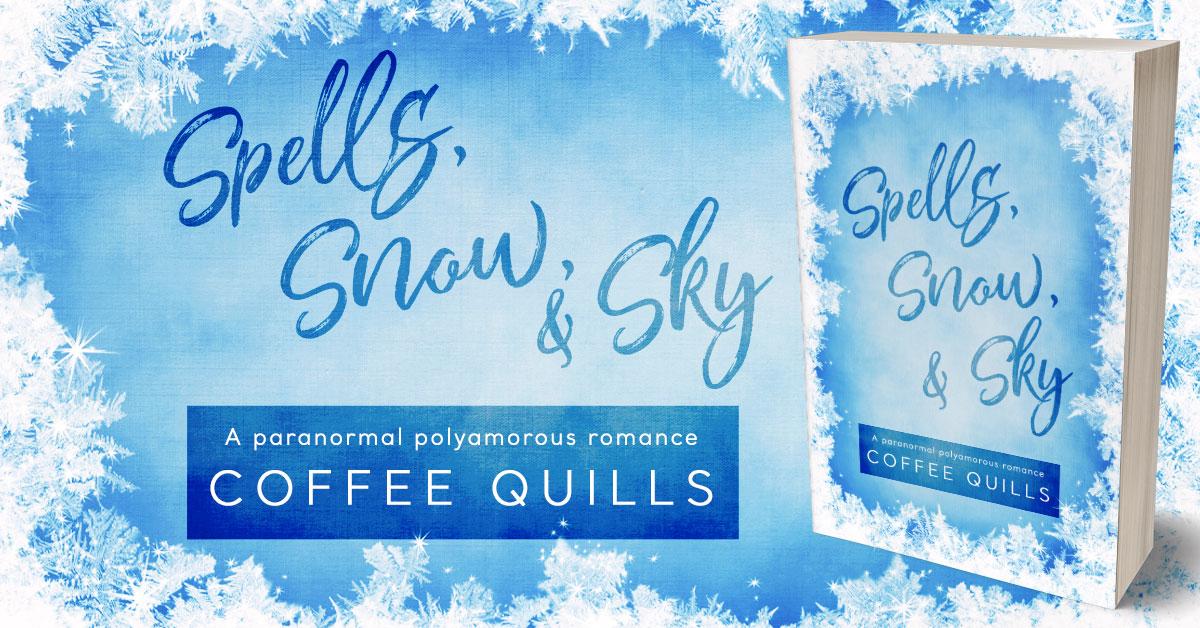 Showcase Spotlight: Spells, Snow, & Sky by Coffee Quills