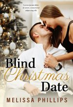 Blind Christmas Date – Christmas Romance Premade Book Cover For Sale @ Beetiful Book Covers