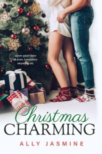 Christmas Charming - Christmas Romance Premade Book Cover For Sale @ Beetiful Book Covers