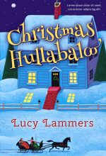 Christmas Hullabaloo – Illustrated Christmas Premade Book Cover For Sale @ Beetiful Book Covers