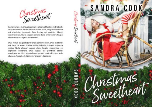 Christmas Sweatheart - Christmas Romance Premade Book Cover For Sale @ Beetiful Book Covers