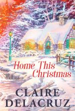 Home This Christmas – Illustrated Winter Premade Book Cover For Sale @ Beetiful Book Covers