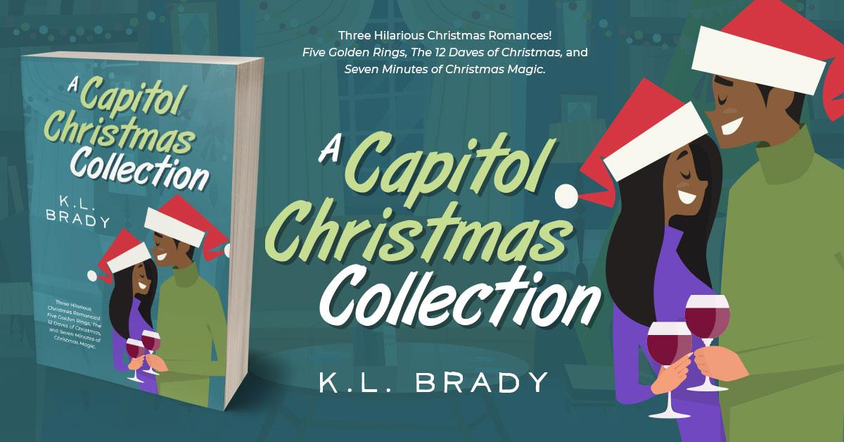 Showcase Spotlight: A Capitol Christmas Collection by K. L. Brady