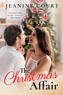 The Christmas Affair - Christmas Romance Premade Book Cover For Sale @ Beetiful Book Covers