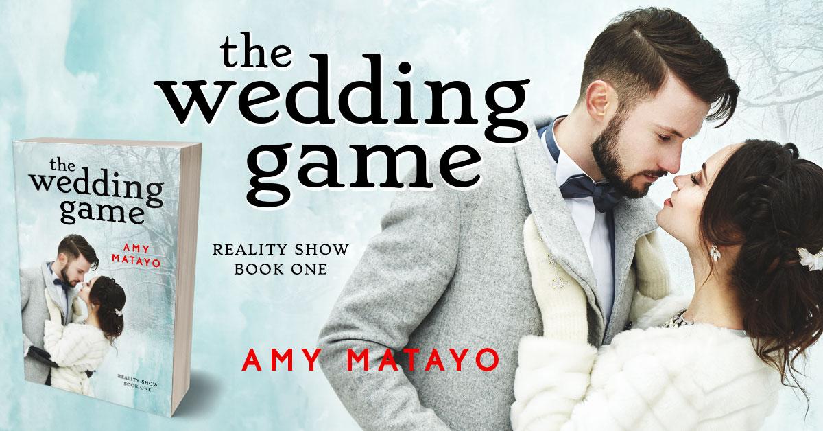 Showcase Spotlight: The Wedding Game by Amy Matayo