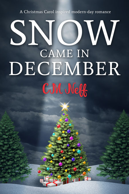 Snow Came In December by CM Neff