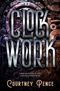 Clockwork - Steampunk / Science-Fiction Premade Book Cover For Sale @ Beetiful Book Covers