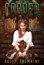 Copper – Steampunk / Science-Fiction Premade Book Cover For Sale @ Beetiful Book Covers