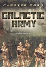 Galactic Army – Science-Fiction Premade Book Cover For Sale @ Beetiful Book Covers