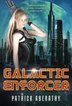 Galactic Enforcer – Computer Generated Science-Fiction Premade Book Cover For Sale @ Beetiful Book Covers
