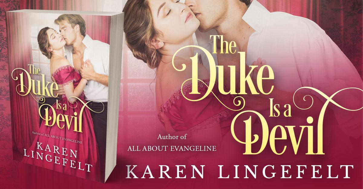 Showcase Spotlight: The Duke Is a Devil by Karen Lingefelt