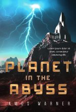 Planet in the Abyss – Science-Fiction Premade Book Cover For Sale @ Beetiful Book Covers