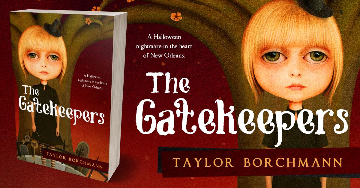 Showcase Spotlight: The Gatekeepers by Taylor Borchmann