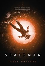 The Spaceman – Science-Fiction Premade Book Cover For Sale @ Beetiful Book Covers
