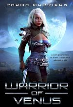 Warrior of Venus – Science-Fiction Premade Book Cover For Sale @ Beetiful Book Covers
