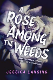 A Rose Among The Weeds - Mystery / Thriller Premade Book Cover For Sale @ Beetiful Book Covers