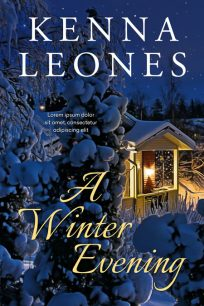 A Winter Evening - Christmas Premade Book Cover For Sale @ Beetiful Book Covers