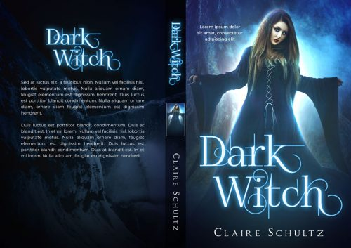Dark Witch - Fantasy Premade Book Cover For Sale @ Beetiful Book Covers