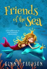 Friends of the Sea – Mermaid Middle-Grade Premade Book Cover For Sale @ Beetiful Book Covers