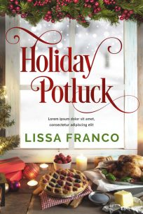 Holiday Potluck - Christmas Premade Book Cover For Sale @ Beetiful Book Covers