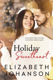 Holiday Sweetheart - Christmas Romance Premade Book Cover For Sale @ Beetiful Book Covers