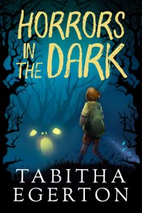 Horrors In The Dark - Middle-Grade Horror Premade Book Cover For Sale @ Beetiful Book Covers