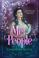 Mer People – Mermaid Premade Book Cover For Sale @ Beetiful Book Covers