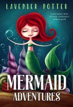 Mermaid Adventures – Mermaid Middle-Grade Premade Book Cover For Sale @ Beetiful Book Covers