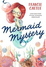 Mermaid Mystery – Mermaid Middle-Grade Premade Book Cover For Sale @ Beetiful Book Covers