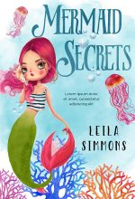 Mermaid Secrets – Mermaid Middle-Grade Premade Book Cover For Sale @ Beetiful Book Covers