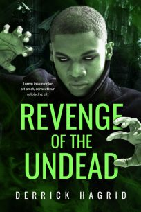 Revenge of the Undead - Horror / Thriller Premade Book Cover For Sale @ Beetiful Book Covers