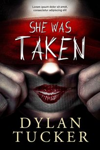 She Was Taken - Horror / Thriller Premade Book Cover For Sale @ Beetiful Book Covers
