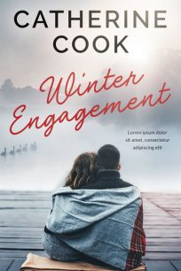Winter Engagement - Winter Premade Book Cover For Sale @ Beetiful Book Covers