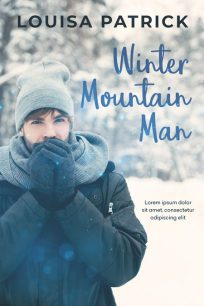 Winter Mountain Man - Christmas Romance Premade Book Cover For Sale @ Beetiful Book Covers